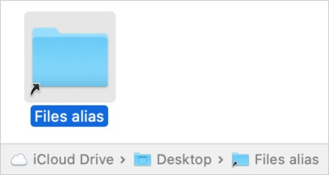 How to Create Desktop Shortcuts on macOS in 5 Steps. 4