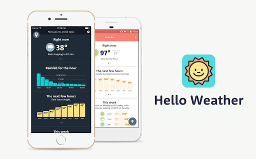 Top 10 Most Accurate Weather Apps 2021. 5