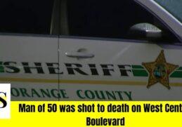 Man in Orange County shot to death 3