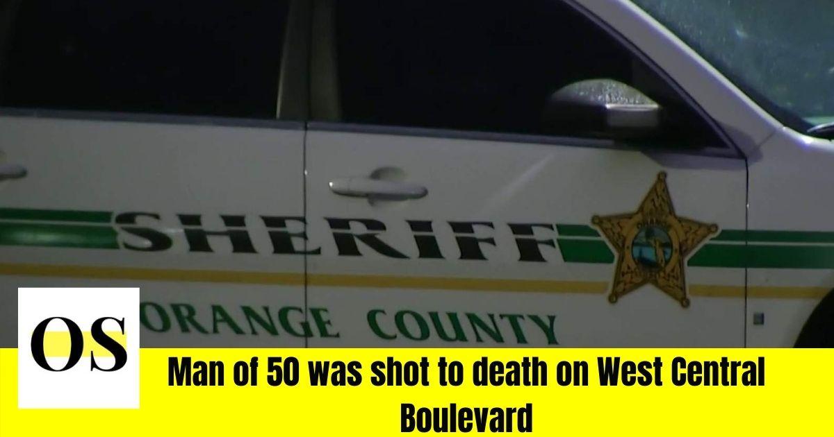 Man in Orange County shot to death 1