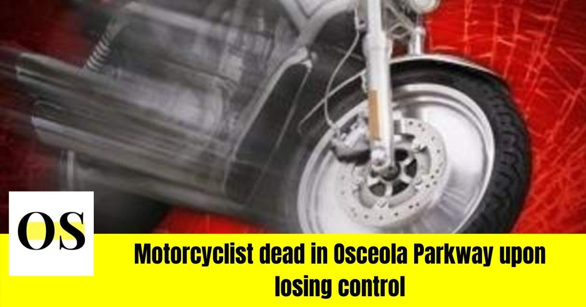 Deadly crash kills a Motorcyclist