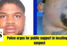 Murder suspect who fled the scene
