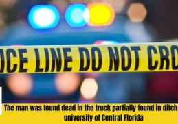 fiery crash in truck