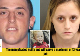 A man pleads guilty to the death of a 2-year-old child and faces up to 12 years in jail. 2