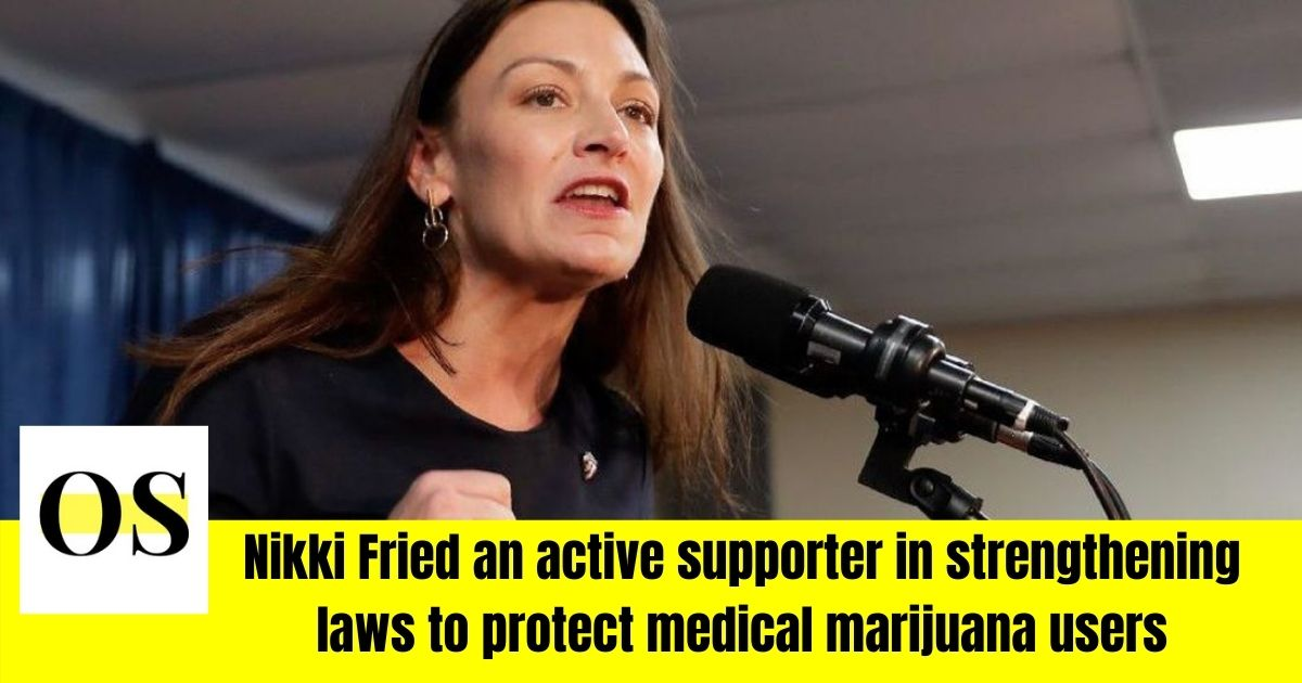 Nikki Fried to support Florida teacher
