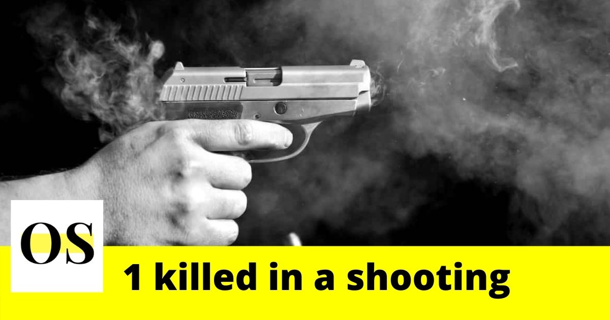 1 killed in Wednesday evening shooting in Jacksonville 1