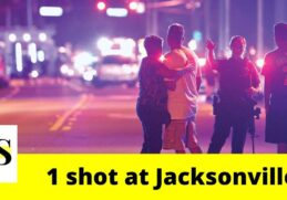 1 injured in a shooting in Jacksonville 5