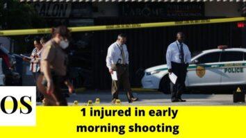 1 shot near East Union and Van Buren streets 4