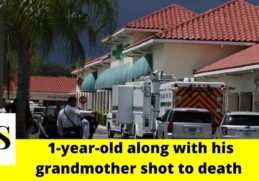 1-year-old boy and his grandmother shot to death in Florida grocery store 12