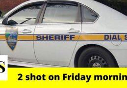 2 shot on Friday morning in Jacksonville 1