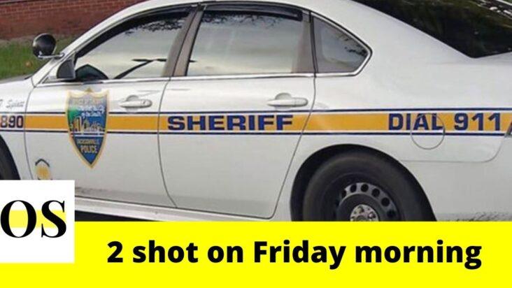 2 shot on Friday morning in Jacksonville 3