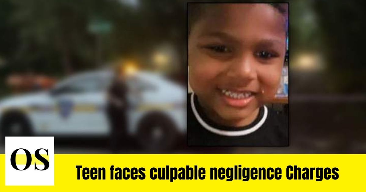 After a 6-year-old fatally shoots himself, a 14-year-old is charged. 1
