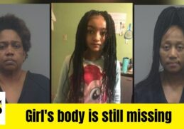 Stepmom and Aunt charged with the murder of missing 13-year-old girl. 3