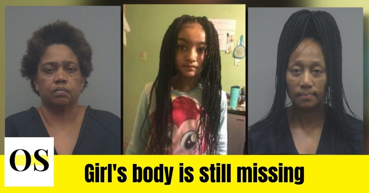 Stepmom and Aunt charged with the murder of missing 13-year-old girl. 8