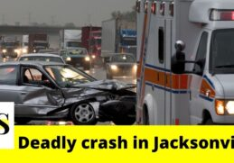 7-year-old girl seriously injured in a crash in Jacksonville 8