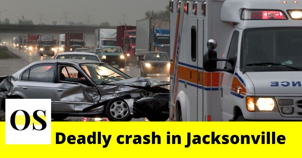 7-year-old girl seriously injured in a crash in Jacksonville 6