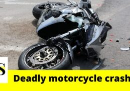 38-year-old motorcyclist killed in a crash in Jacksonville 6