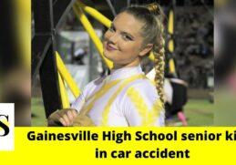 18-year-old beloved Gainesville High School senior killed in car accident 2
