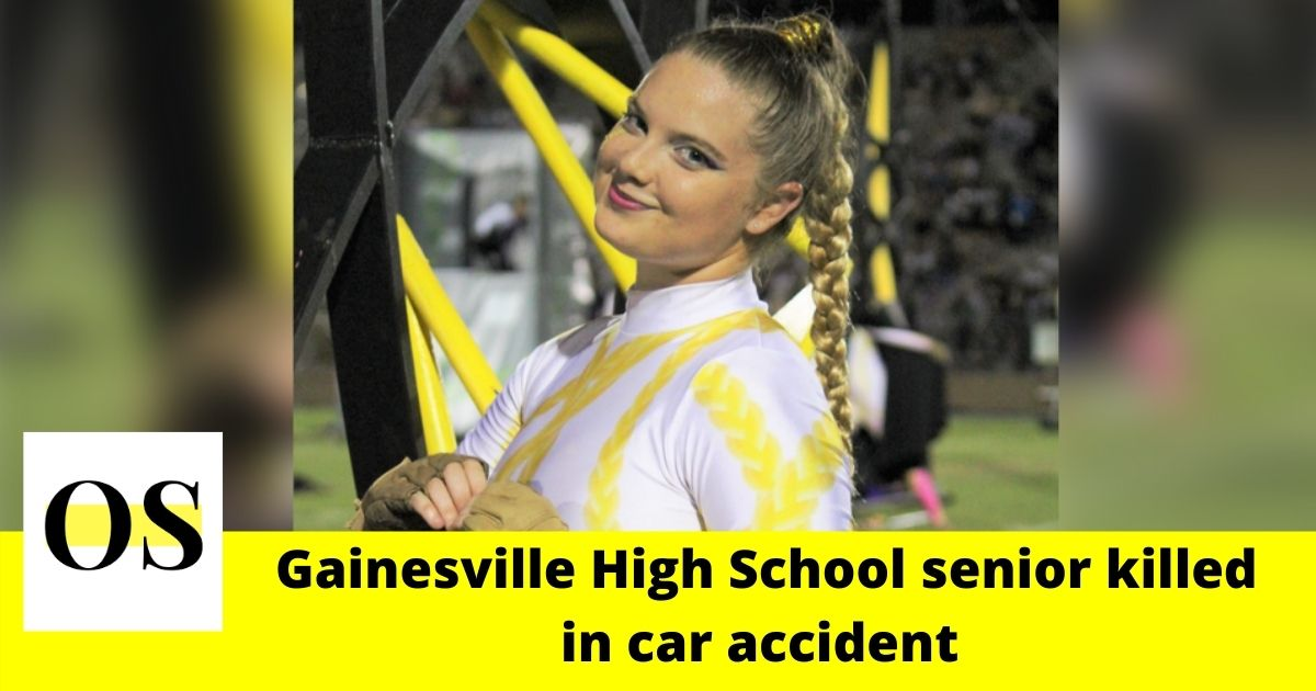 18-year-old beloved Gainesville High School senior killed in car accident 1