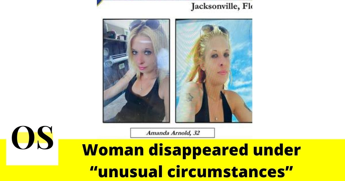 """32-year-old woman is missing under """"unusual circumstances"""" in Jacksonville 5"""