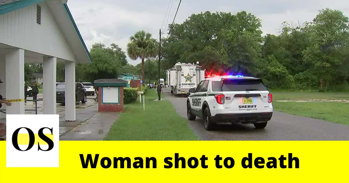 Woman shot to death in West Augustine 1