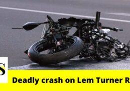 Motorcyclist killed in a crash on Lem Turner Road in Jacksonville 3