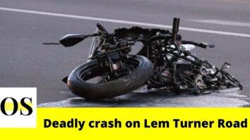Motorcyclist killed in a crash on Lem Turner Road in Jacksonville 4
