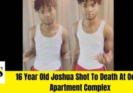 joshua tyson ocala fl shot, Ocala News