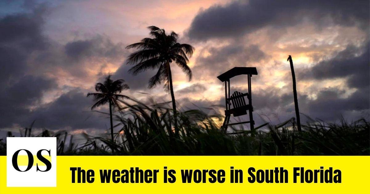 Tropical Storm Elsa gaining strength, lashing Florida Keys 1
