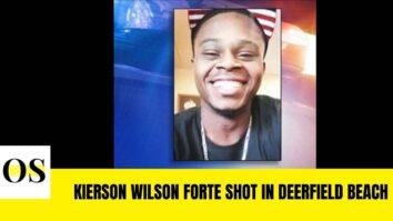 Kierson Wilson Forte Shot in Deerfield Beach