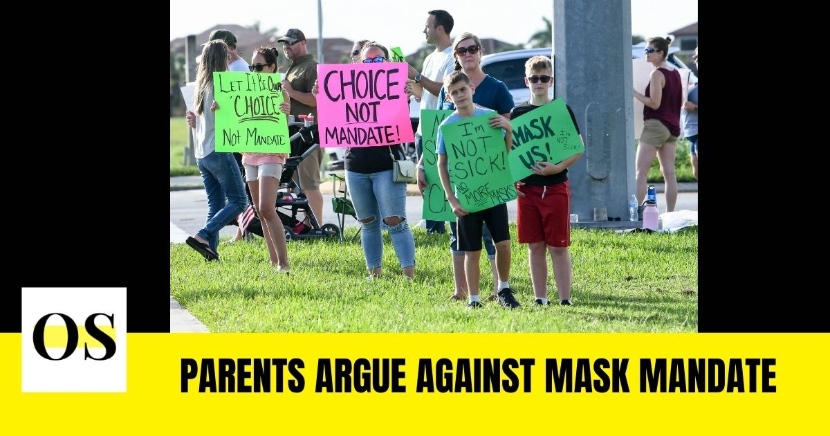 Parents argue against mask mandate in Lee County schools || Fort Myers News 1