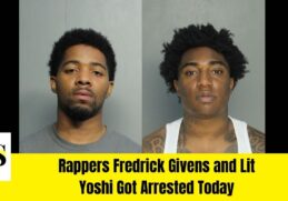 Rappers Fredo Bang and Lit Yoshi Arrested in Miami