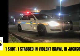 Violent altercation leads to 1 shot, 1 stabbed in Jacksonville