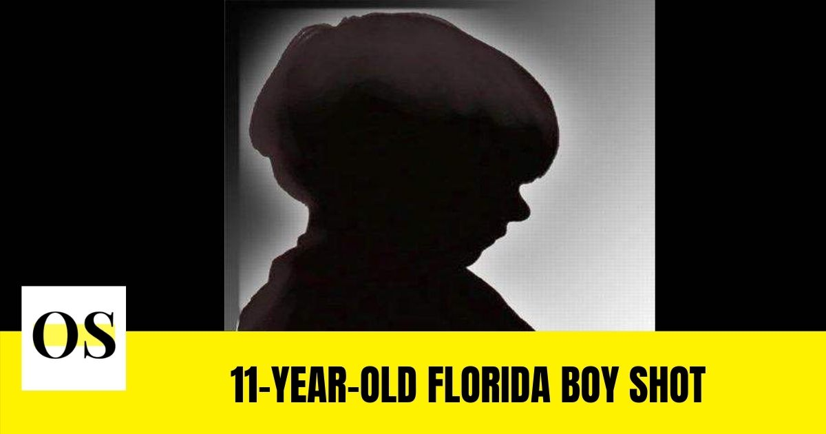 11 year old Florida boy shot after another child finds gun