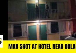 35 year old man killed at Days Inn hotel in Orlando