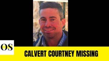 41 year old Calvert Courtney is missing