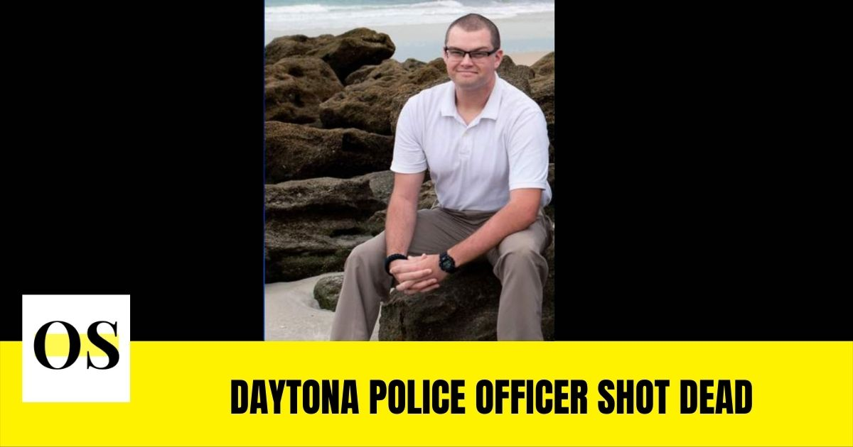 Daytona Beach police officer Jason Raynor dies after being shot in the head
